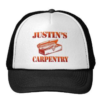 La carpintería de Justin Gorro De Camionero