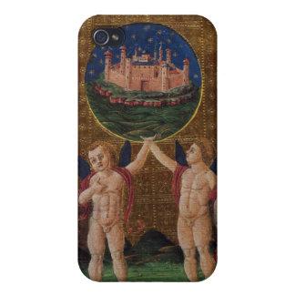 La carta de tarot del mundo iPhone 4 cobertura