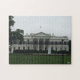 La Casa Blanca Puzzle