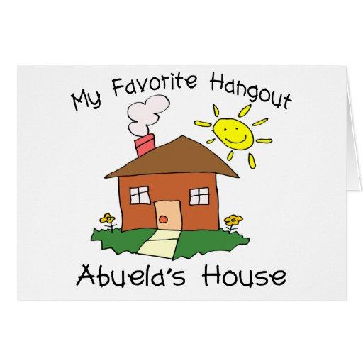 La casa de Abuela preferido de la lugar frecuentad Felicitacion