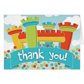 La casa de la despedida le agradece cardar tarjeta de felicitación