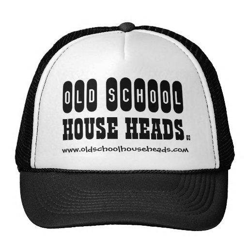 La casa de la escuela vieja dirige el gorra 1 del