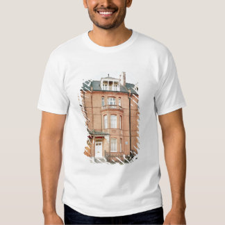 La casa de Oscar Wilde en la calle de Tite, Camiseta