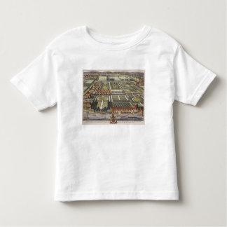 La casa en Chelsea en el condado del en de Camiseta De Bebé