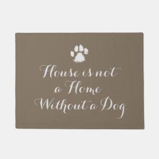 La casa no es un hogar sin un perro