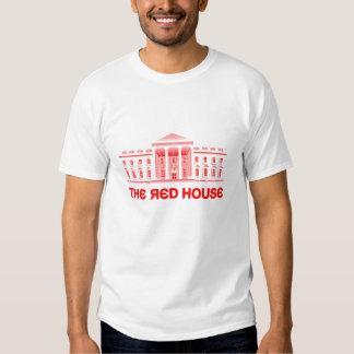 La casa roja camisetas