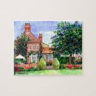 La casa señorial, Heslington, York Puzzle