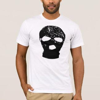 La catástrofe de la máscara de esquí camiseta