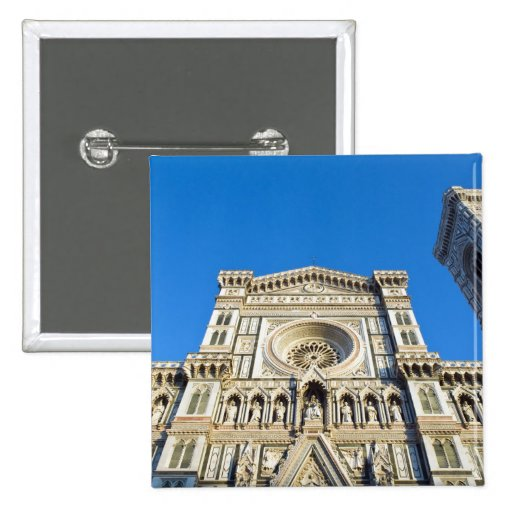 La catedral Santa María del Fiore, Firenze, Pins