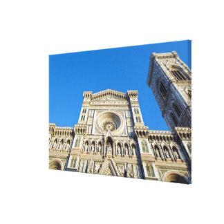 La catedral Santa María del Fiore, Firenze, Lona Estirada Galerías