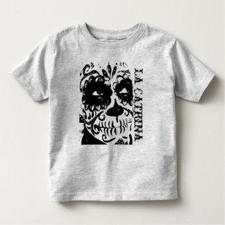 La Catrina Camiseta De Niño