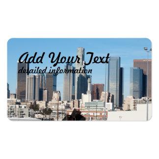 La céntrico tarjetas de visita