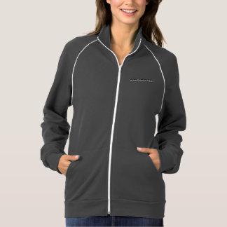 La chaqueta de chándal de las mujeres de