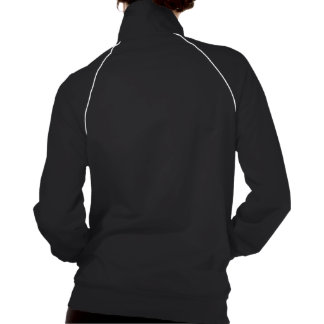 La chaqueta de chándal de las señoras de Greep