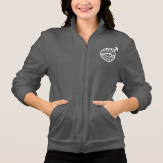 La chaqueta de las mujeres del EQUIPO de Hipsters®