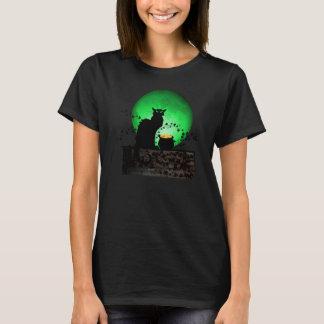 La charla de St Patrick Noir Camiseta