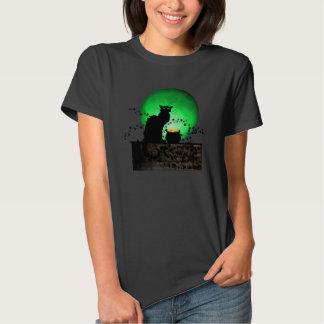 La charla de St Patrick Noir Camisetas