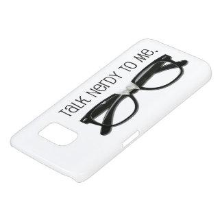 La charla original Nerdy a mí friki habla Funda Samsung Galaxy S7
