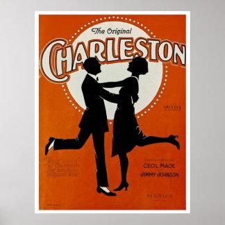 La Charleston original Póster