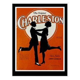 La Charleston original Postal