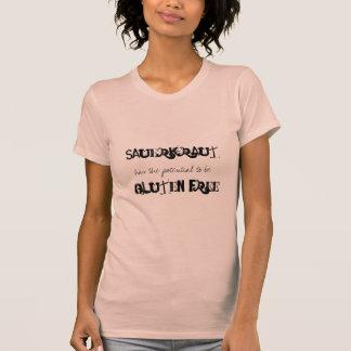 la chucrut tiene el potencial para ser gluten camisas