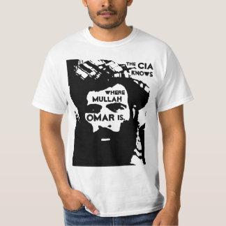 La Cia sabe donde está Mullah Omar Camisas