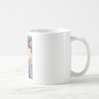 La ciencia del La y el la compiten Tazas De Café
