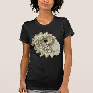 La circular vio Shell Camiseta