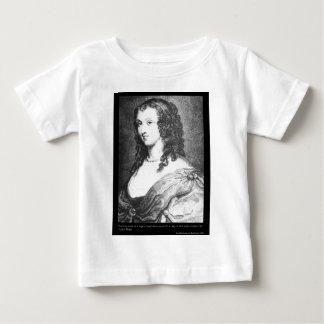 La cita del amor de Aphra Behn junta con te los Camiseta De Bebé