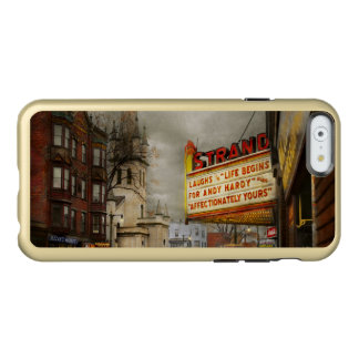 La ciudad - Amsterdam NY - vida comienza 1941 Funda Para iPhone 6 Plus Incipio Feather Shine