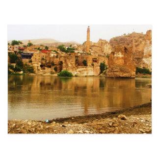La ciudad de Hasankeyf, FOTO de Turquía Postal