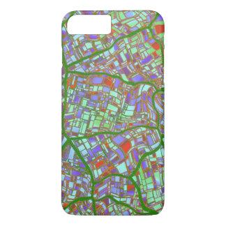 la ciudad de la fantasía traza 2 (c) funda iPhone 7 plus