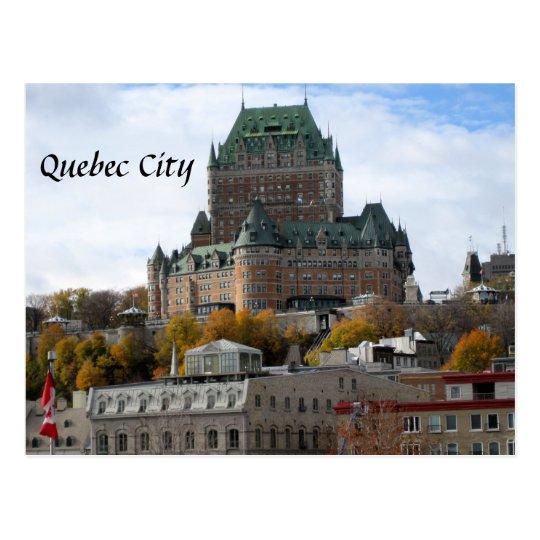 La ciudad de Quebec Postal