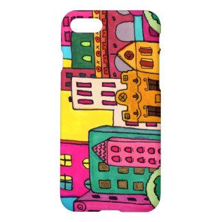 La ciudad enciende #17 funda para iPhone 7