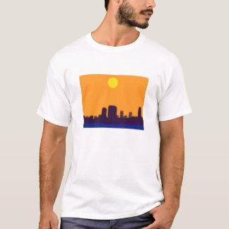 la ciudad enciende el zzz camiseta