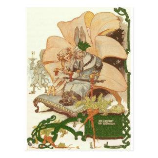 La ciudad esmeralda de la postal de la onza