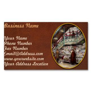La ciudad - NY - quiera a un señor de papel 1903 Tarjetas De Visita Magnéticas (paquete De 25)