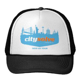 La ciudad soluciona el paisaje urbano 2010 gorras