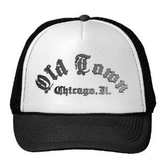 La ciudad vieja Chicago se divierte el gorra del