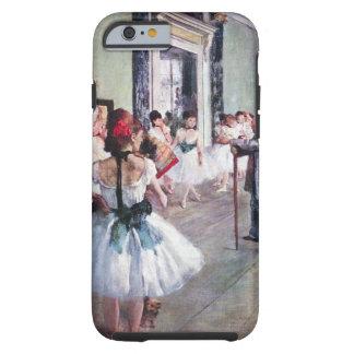 La clase de danza de Edgar Degas ballet del