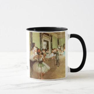 La Classe de Danse de Edgar Degas Taza