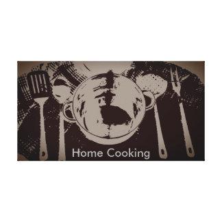 La cocina del arte de la cocina casera cocina la