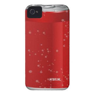 La cola puede caso divertido del iPhone 4 iPhone 4 Case-Mate Coberturas