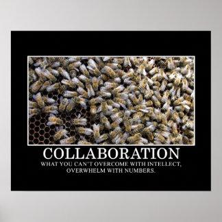 La colaboración mejora su oportunidad de éxito [S] Póster