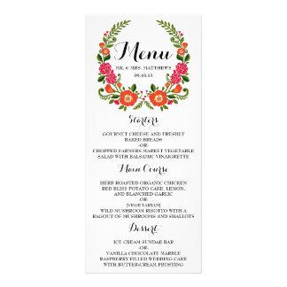 La colección floral moderna del boda de la lonas personalizadas