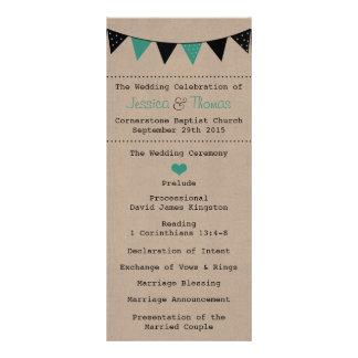 La colección moderna del boda del empavesado de la plantillas de lonas