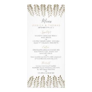 La colección monocromática del boda del arbolado tarjetas publicitarias personalizadas