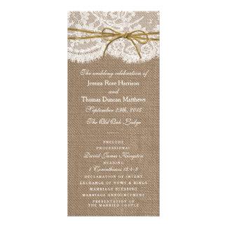 La colección rústica del boda del arco de la guita lonas