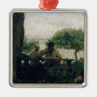La comida en Honfleur, 1875 Adorno De Reyes