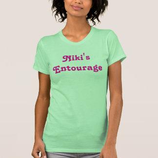 La comitiva de Niki Camiseta